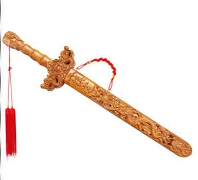 60cm桃木剑